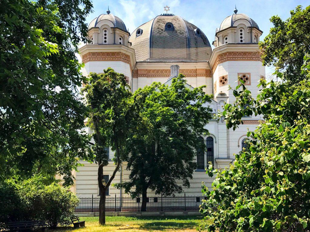 Synagogue in Győr