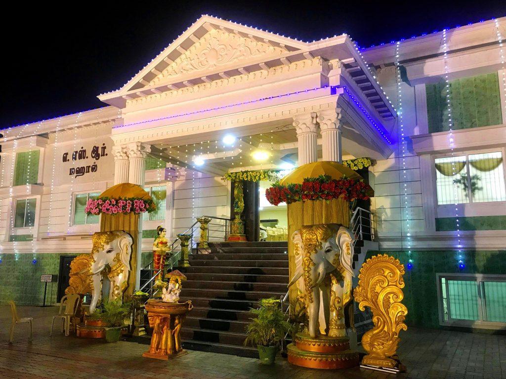 Indian Wedding Hall